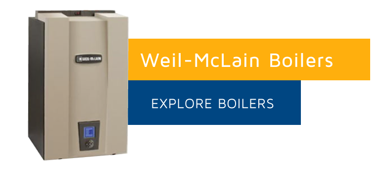 Weil-McClain Boilers are incredibly efficient heating systems! Get Yours today!