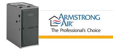 Armstrong Air Furnaces are efficient and reliable heating systems. Get yours today from Chase Heating & Cooling!